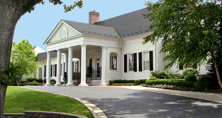Taylor & Parrish Country Club of Virginia Clubhouse
