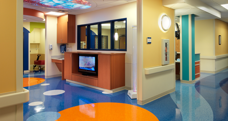 Taylor & Parrish Children's Hospital