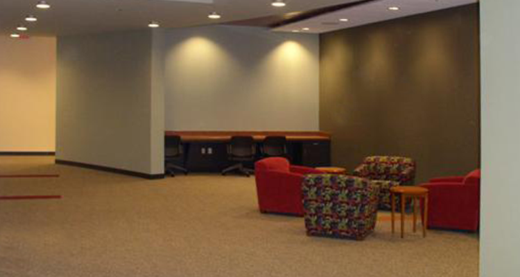 Taylor & Parrish Virginia Credit Union Center