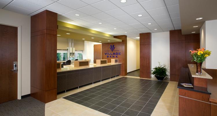 Taylor & Parrish Village Bank Headquarters