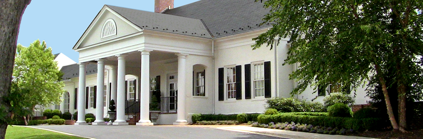 Taylor & Parrish's Country Club of Virginia Clubhouse