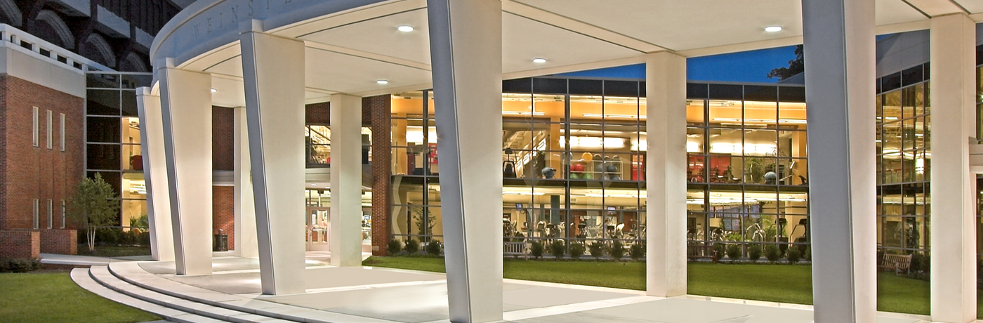 Taylor & Parrish's Weinstein Athletic Center at University of Richmond